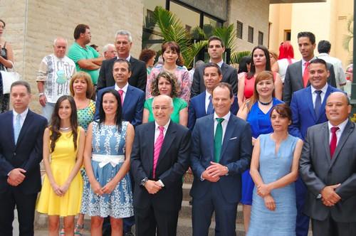 Toma de posesión X Legislatura Ayuntamiento de Agüimes