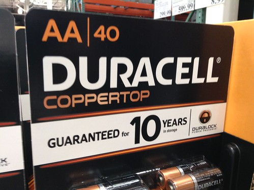 Duracell Batteries | by JeepersMedia