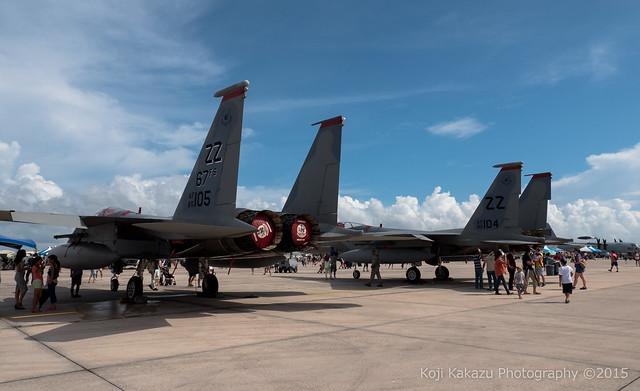 Kadena Air Base - AmericaFest 2014-53