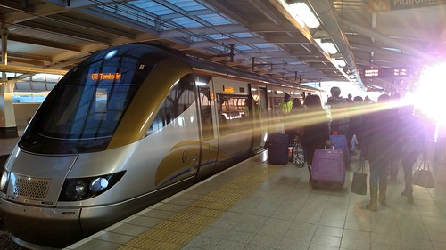 Gautrain - OR Tambo International Airport (JNB) | by BertoUCF