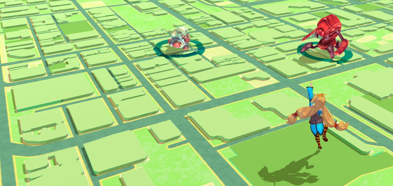 Build the next Pokémon Go with Mapbox + Unity – Points of interest