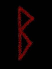 Runen 03 Tyrs Aett 18 berkana