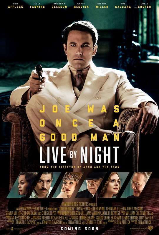 Live by Night - Poster 2