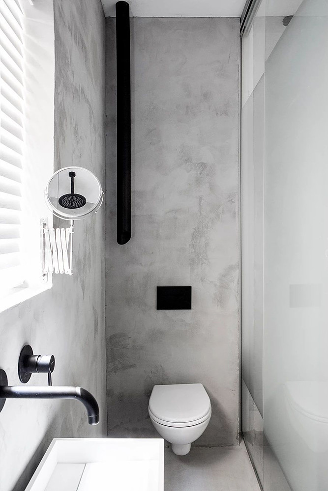 SIG black and white apartment by Yael Perry Sundeno_18