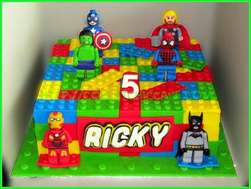 Harga Kue Ulang Tahun Lego Harga Yos