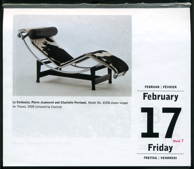 Le corbusier model no b306 le corbusier pierre for B306 chaise longue