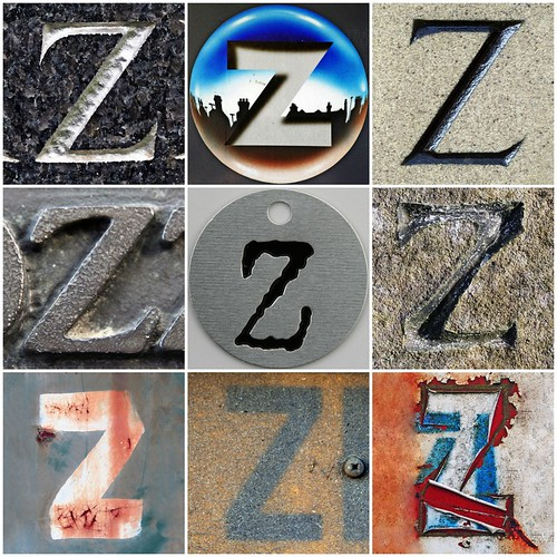 Z Mosaic | by Leo Reynolds