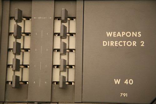 Weapons Director 2 | by Scott Beale