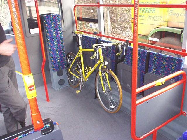 B 29 Inside Bike Inside Bus - OPTA...