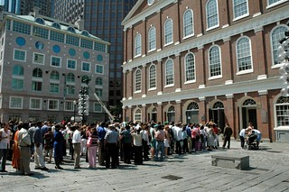 Faneuil Hall, Boston, MA | by Scutter