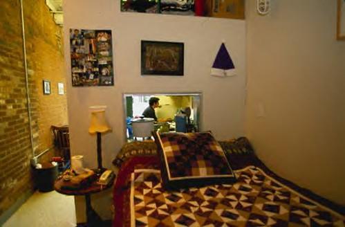 Mit Albany St Dorm Room 2 Grad Dorm Room Sleeping Area