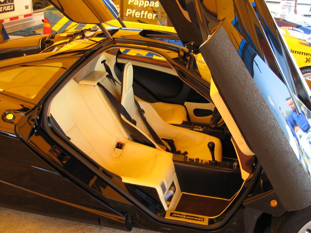 Mclaren F1 Interior Jburns00 Flickr