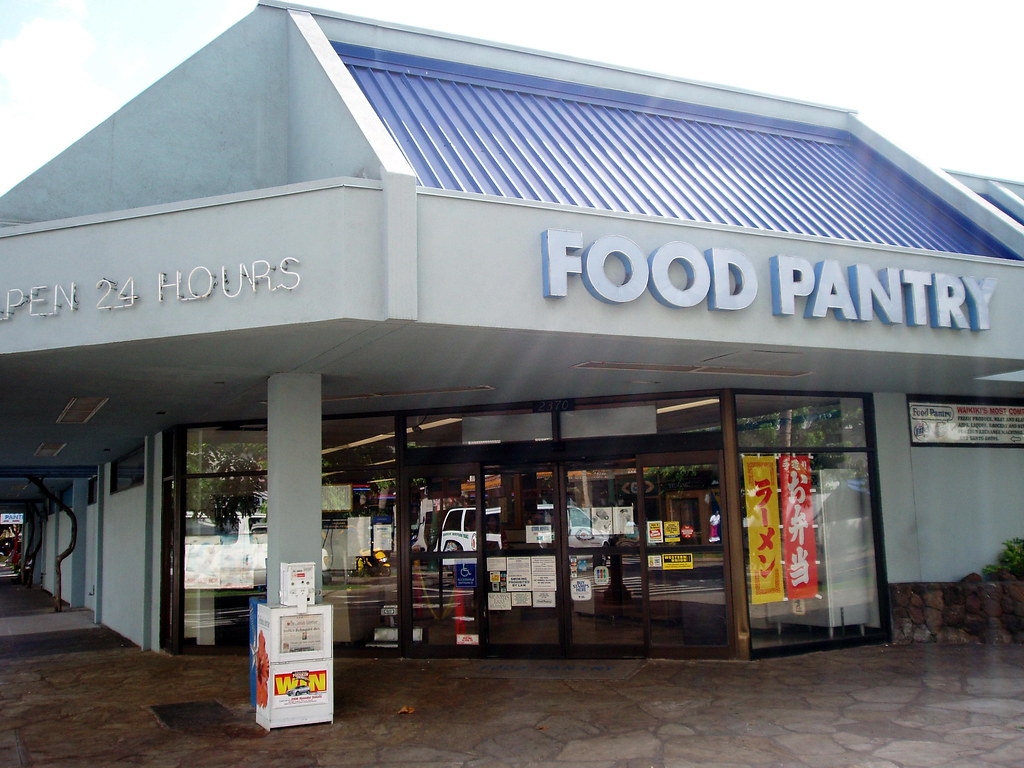 #429 Food Pantry   No longer open 24 hours a day. The ...
