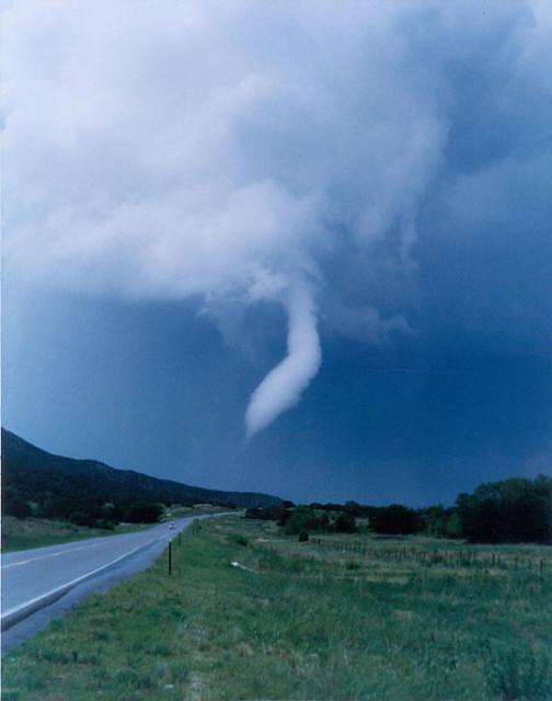 Tornado- Cimarron, New Mexico | (I did not take this photo ...