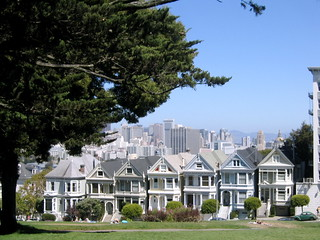 Alamo Sq | by js42