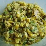 Rezepte-Index 2005:Geflügel-Salat mit Avocado und Mango