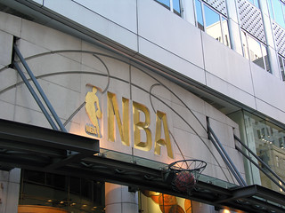 5th Avenue - NBA Store | by Midnight Talker