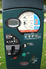 portland parking meter | by Ian Broyles