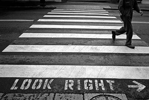 Look Right | by @fotodudenz