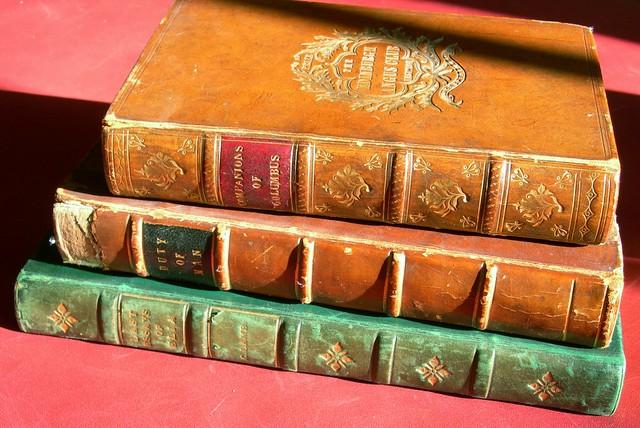 old books  new light