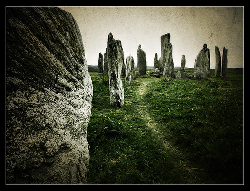 Approaching the Stones | by Iguana Jo