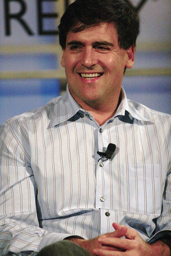 Mark Cuban @ Web 2.0 | by Kris Krug