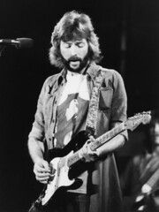 Eric Clapton Aug. 15, 1975 by ultomatt