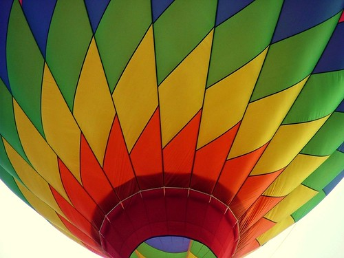 Hot Air Balloon | by Creativity+ Timothy K Hamilton