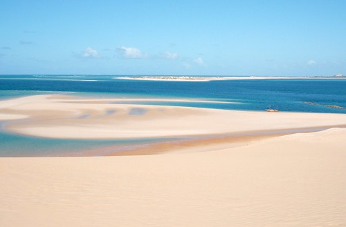 Beach in Mozambique | by fanz