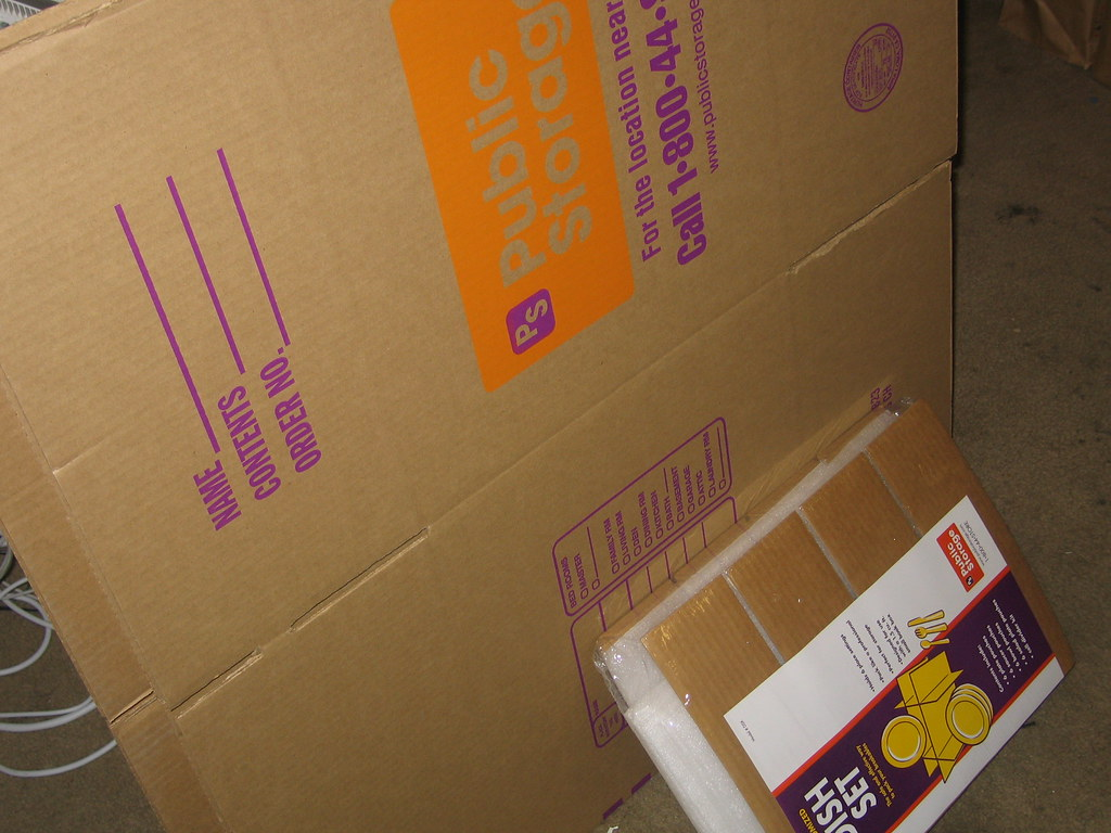 Moving Company Take Un Opened Canned Foods