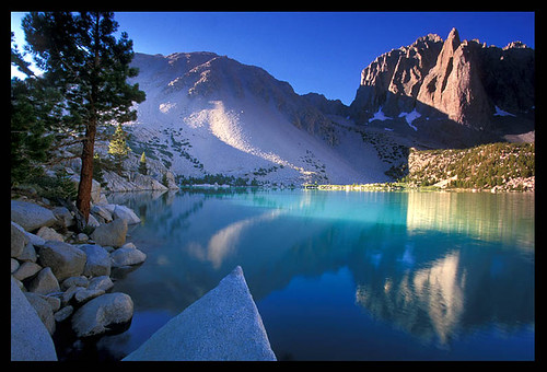 Second Lake, High Sierra | by Buck Forester