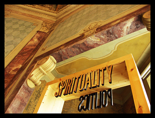 Spirituality Politics | by Aelle