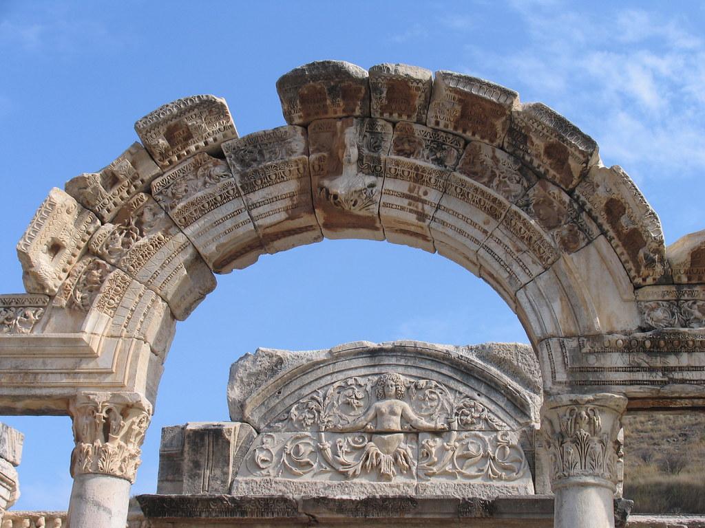 Temple of Hadrian  Kevin Hoogheem  Flickr