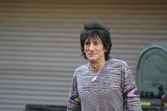 Ron Wood | by Mike Johnston