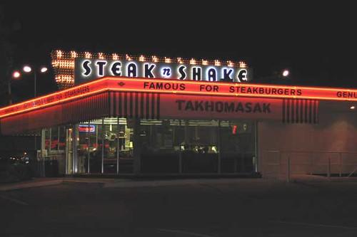Steak N Shake Rt 66 Springfield Mo Takhomasak Springfi Flickr