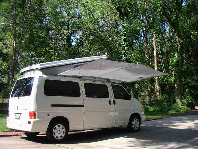 eurovan awning ken downs flickr