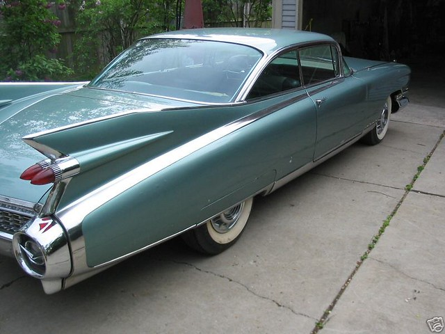 1959 Cadillac Eldorado Seville To See If This Car Is