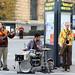 Jazz trio in Neuchatel