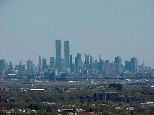 1999 Southern Manhattan | Southern tip of Manhattan seen ...