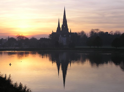 Lichfield Cathedral - 19th November 2005 | by Phil Shaw