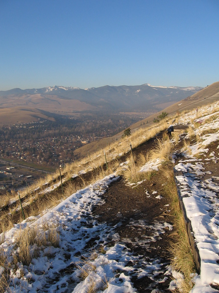 Missoula Mt University Of Montana Tim Schleicher Flickr