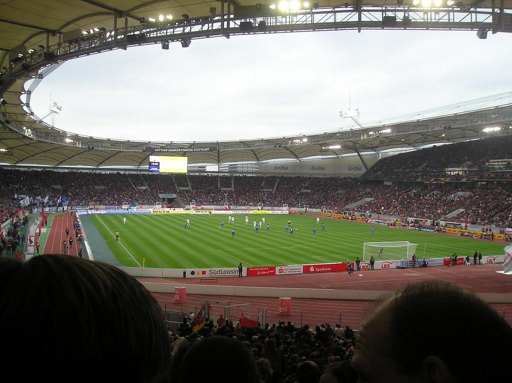 Daimler Stadion Stuttgart