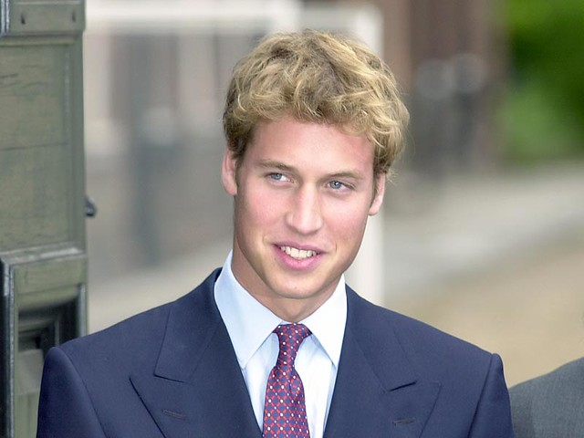 Prince William – 21st Cousin