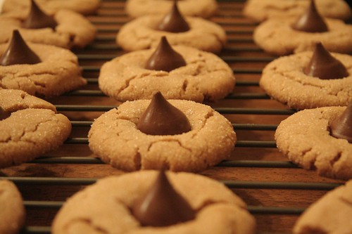 Peanut Butter & Chocolate Cookies | Flickr - Photo Sharing!