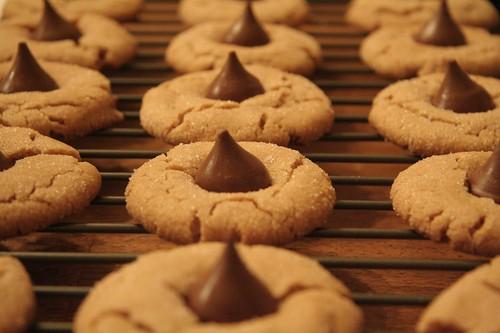 Peanut Butter Amp Chocolate Cookies Jillians Dessert For