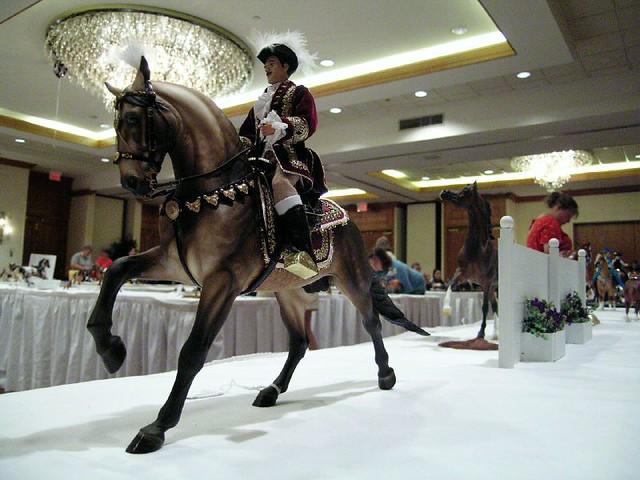 P Stone Equilocity Quot Stone Age Live Quot Model Horse Show Flickr