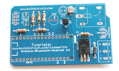 Step 6.1- LM35 temperature sensor