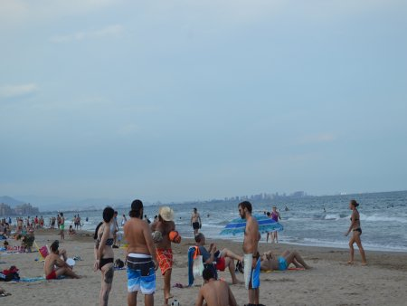 plaja  valencia 2