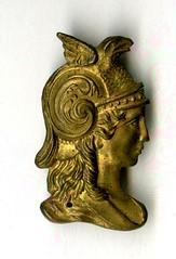 Decorative head ca.1870'80's by R.Laubenheimer