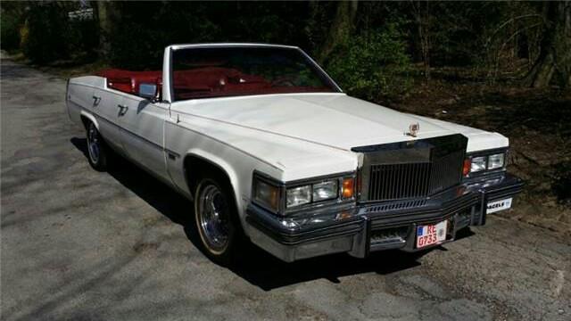 1978 Cadillac Paris 4 Door Convertible Acc Conversion Flickr